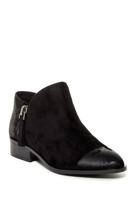LFL by Lust For Life Women's Anchor Black Boot Ankle Booties