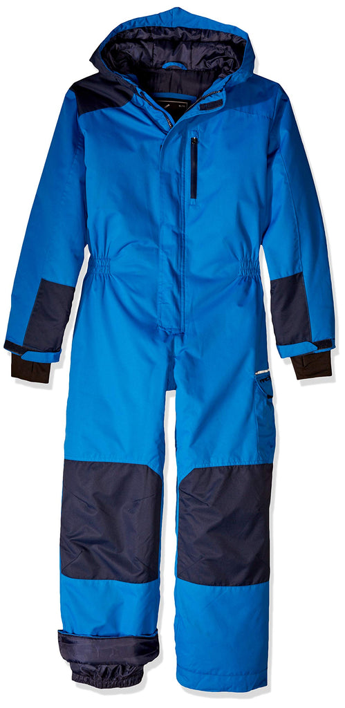 Arctix Youth Dancing Bear Insulated Snow Suit, blue Night Navy