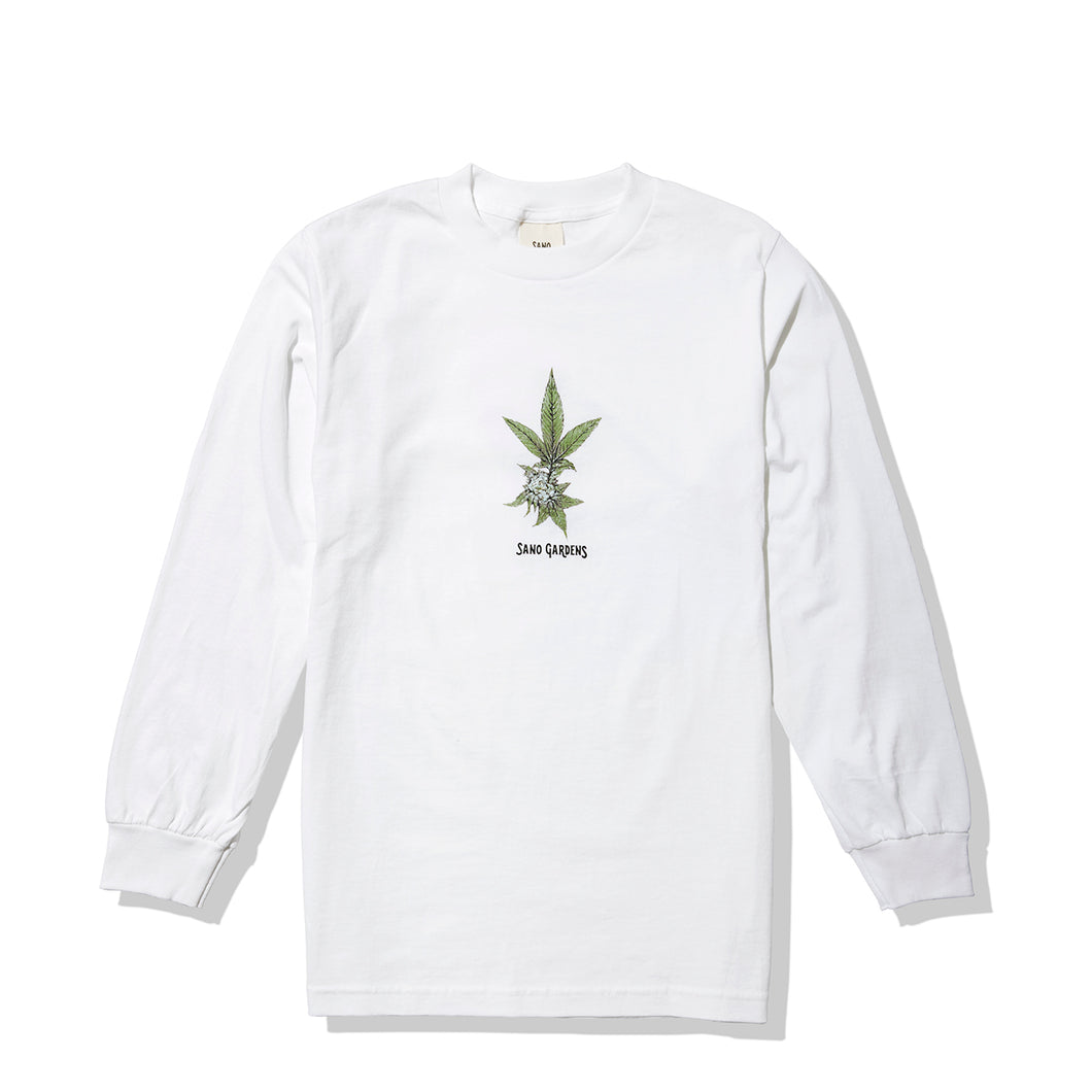 White Long Sleeve - Drawing