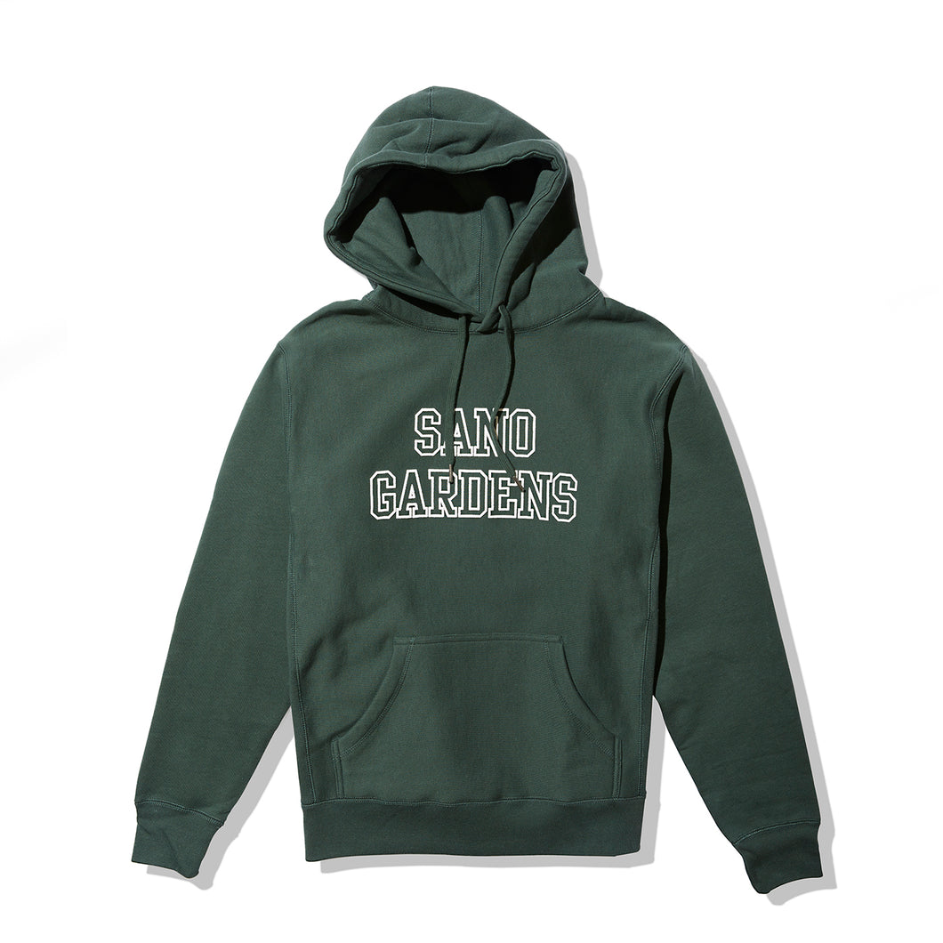 Green Pull Over