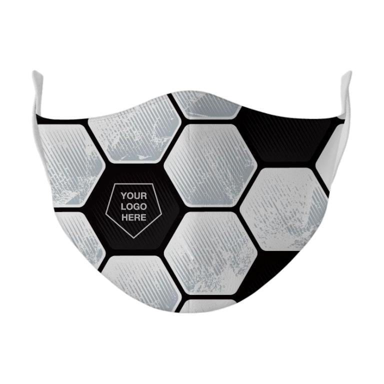 Soccer - Ball Multi-Layer Poly Mask