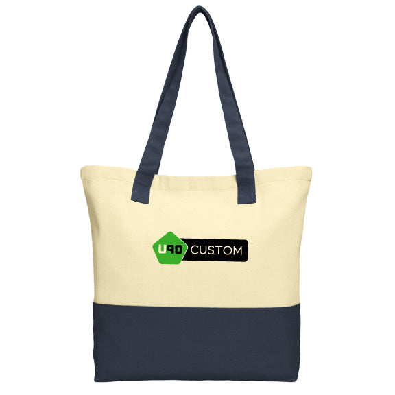 Port Authority Canvas Tote Bag