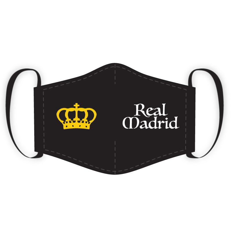 Soccer - Real Madrid FC Mask