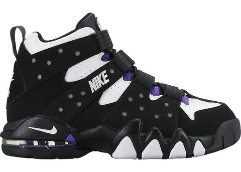 Nike Air Max 2 CB 94 Black Purple 2015