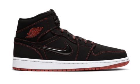 Jordan 1 Mid Fearless Come Fly