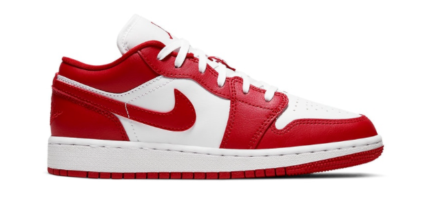 Jordan 1 Low Gym Red