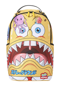 spongebob japanime backpack