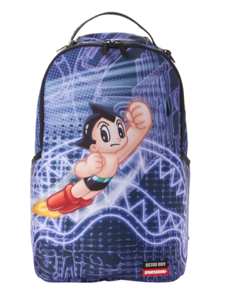 astro boy made ready backpack