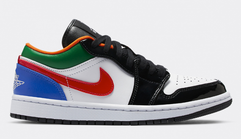 Jordan W Air Jordan 1 Low SE - Multi-Color
