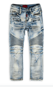 James Biker Denim