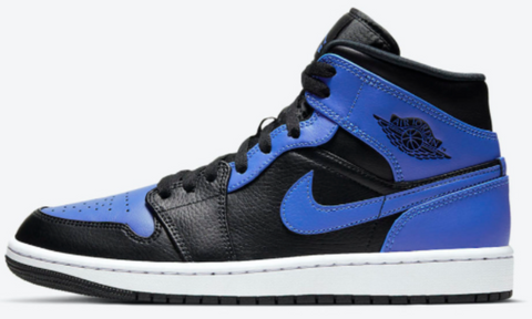 Jordan 1 Mid Royal
