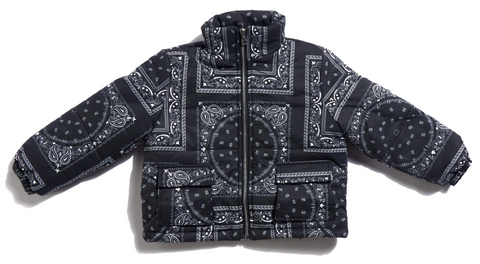 Erving Paisley Puffer