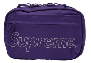 Supreme Shoulder Bag (FW18) Purple