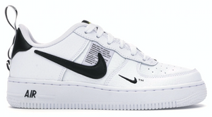 Nike Air Force 1 Low Utility White Black (GS)