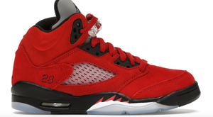 Jordan 5 Retro Raging Bulls Red 2021 (GS)