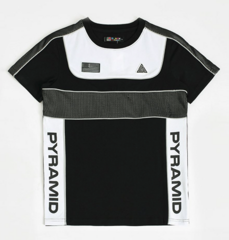 USA Reflective Shirt - Black