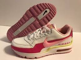 Nike Air Max LTD White / Pink