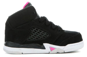 Jordan 5 Retro Black Deadly Pink GT