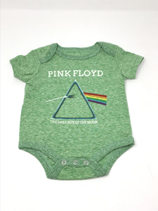 Pink Floyd - Dark side of the moon - Heather Green