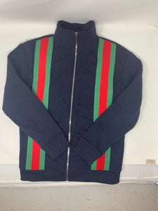 Gucci Zip Up - Navy