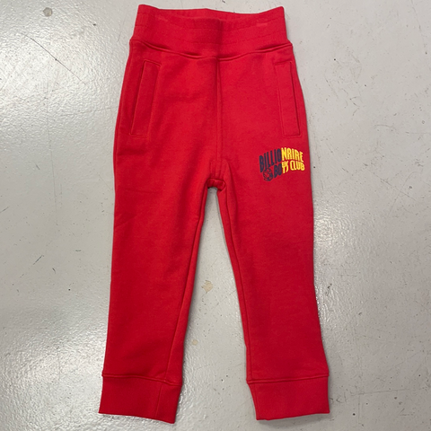 BB two tone jogger - Red