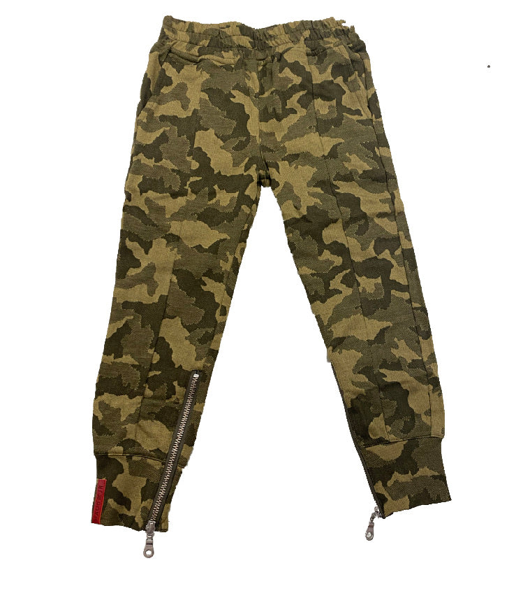 Camo Miles Sweatpants