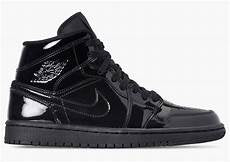 Jordan 1  Black Patent Leather