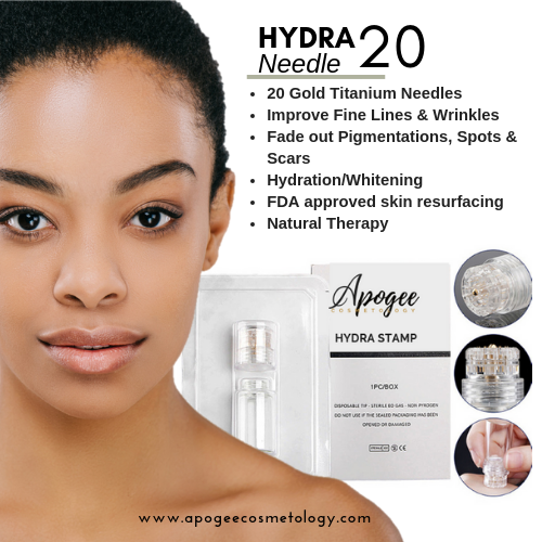 Hydra Stamp (Microneedling)