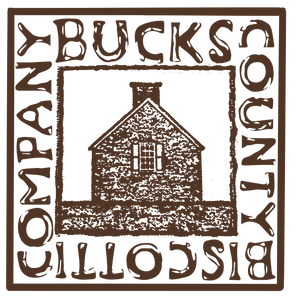 Bucks County Biscotti Logo