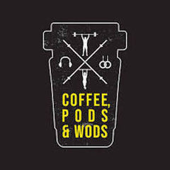 Coffee, Pods and Wods Podcast Cover