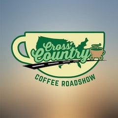 Cross Country Coffee Roadshow Podcast Cover