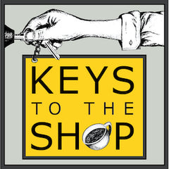 Keys To The Shop Podcast Cover