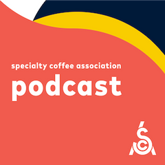 Specialty Coffee Association Podcast Cover