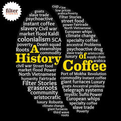 A History Of Coffee Podcast Cover