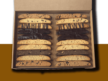 Load image into Gallery viewer, 60 Piece Biscotti Box (Free Mug & Shipping)