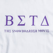 Load image into Gallery viewer, Exclusive SNOWBOARDER Movie: Beta T-Shirt