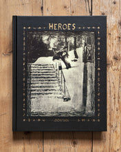 "Load image into Gallery viewer, ""Heroes"" - Women In Snowboarding - by Jérôme Tanon"