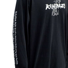 Load image into Gallery viewer, Kamikazu Long Sleeve T-Shirt—Kazu Kokubo's Signature Project