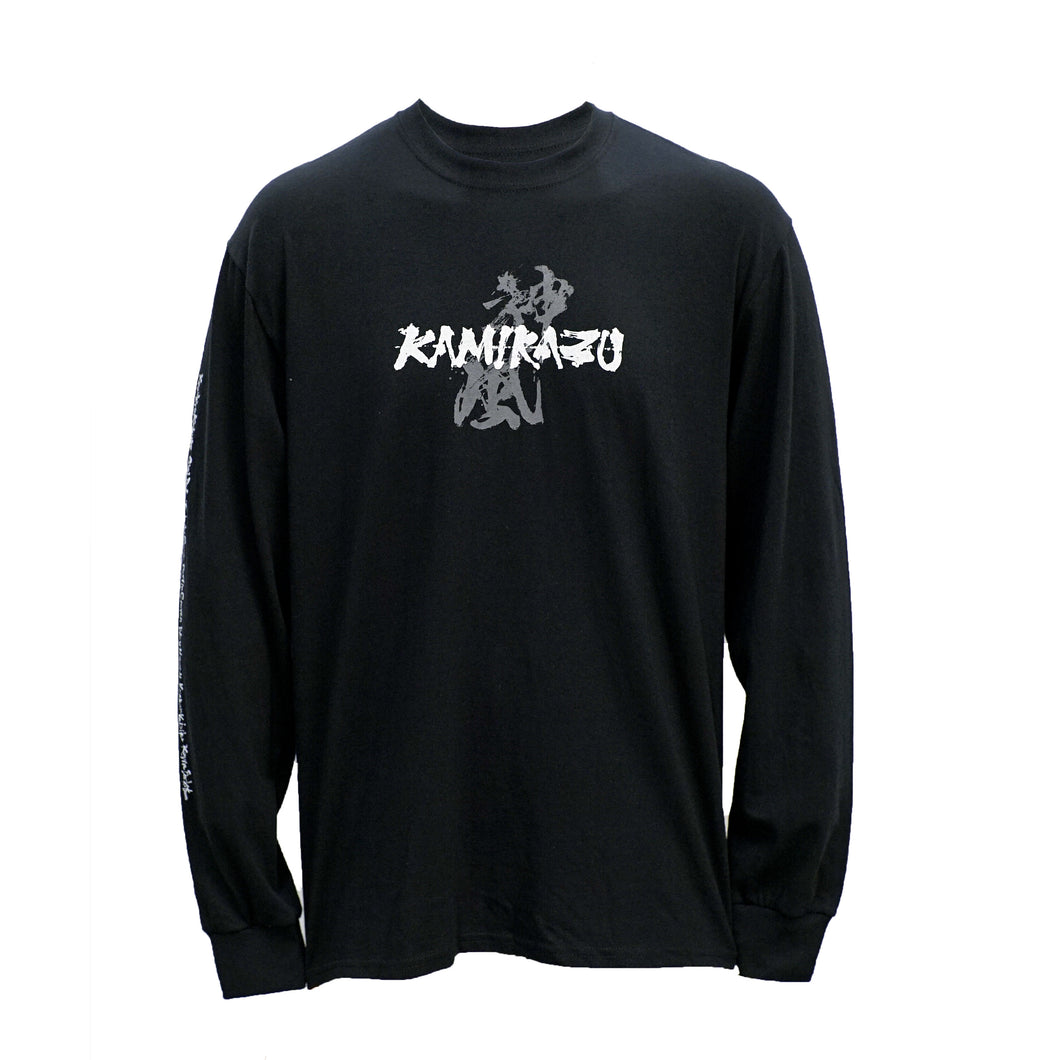Kamikazu Long Sleeve T-Shirt—Kazu Kokubo's Signature Project