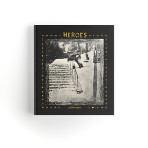 """Heroes"" - Women In Snowboarding - by Jérôme Tanon (4 COPY SHOP ORDER FORM)"