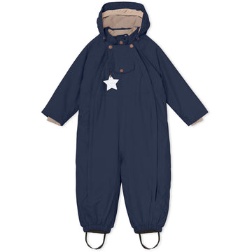 MINI A TURE WISTI SNOWSUIT - PEACOAT BLUE