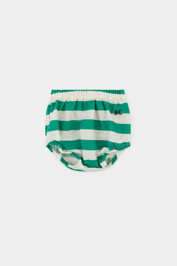 Bobo Choses Baby Striped Bloomer
