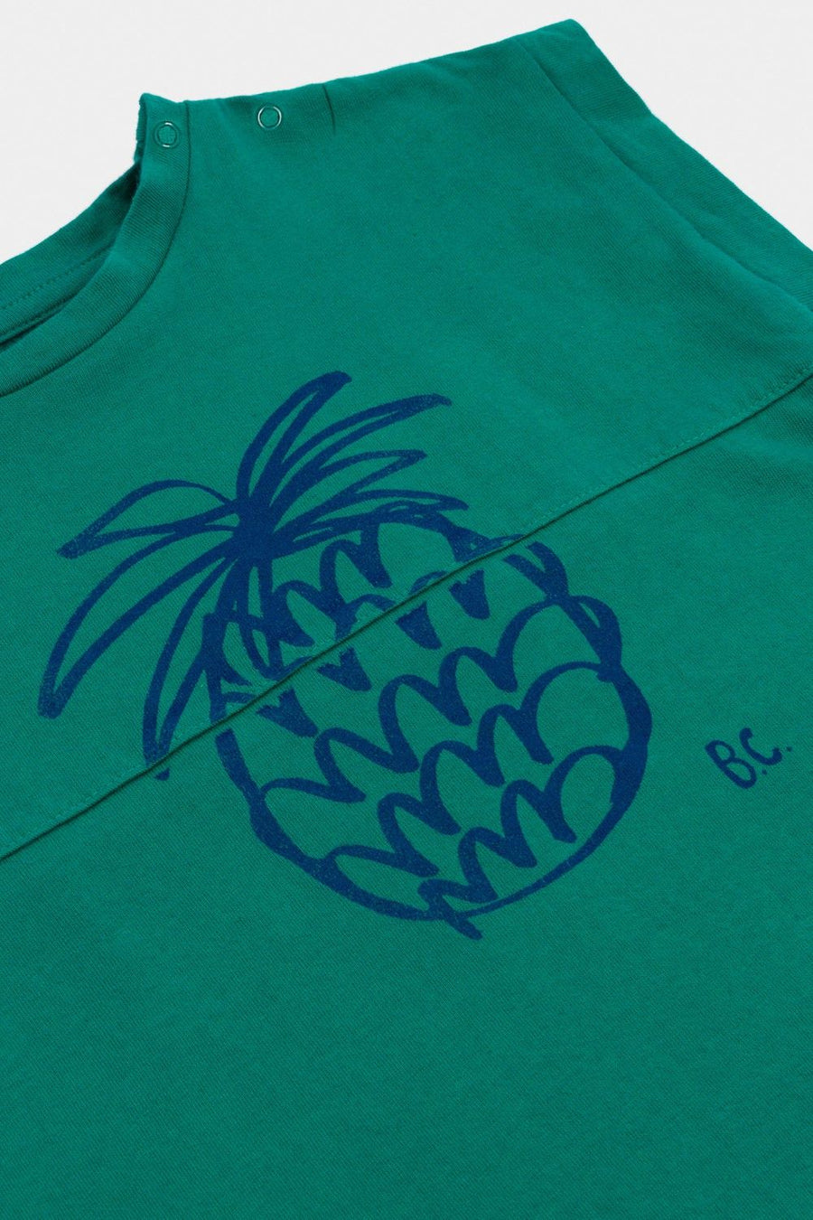 Bobo Choses Baby Pineapple T-Shirt Dress