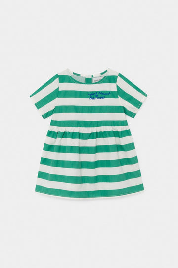 Bobo Choses Baby A Dance Romance Striped Dress