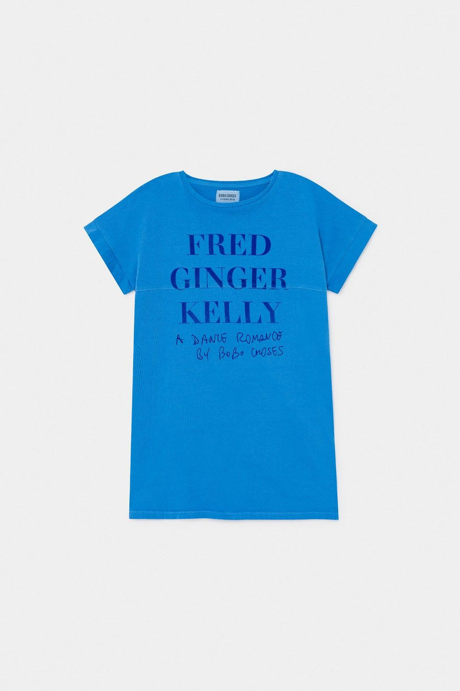 Bobo Choses Fred, Ginger & Kelly T-Shirt Dress