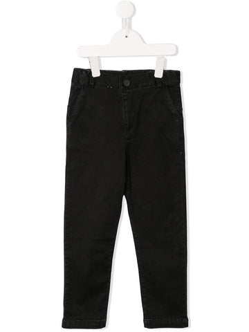 YELLOWSUB Black Slim Jeans