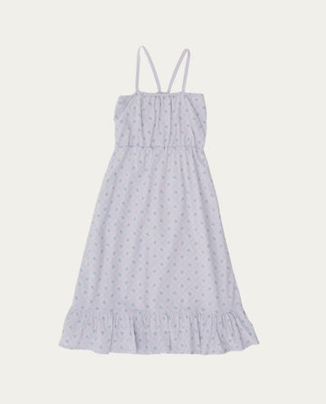 The Campamento Checks and Flowers Dress