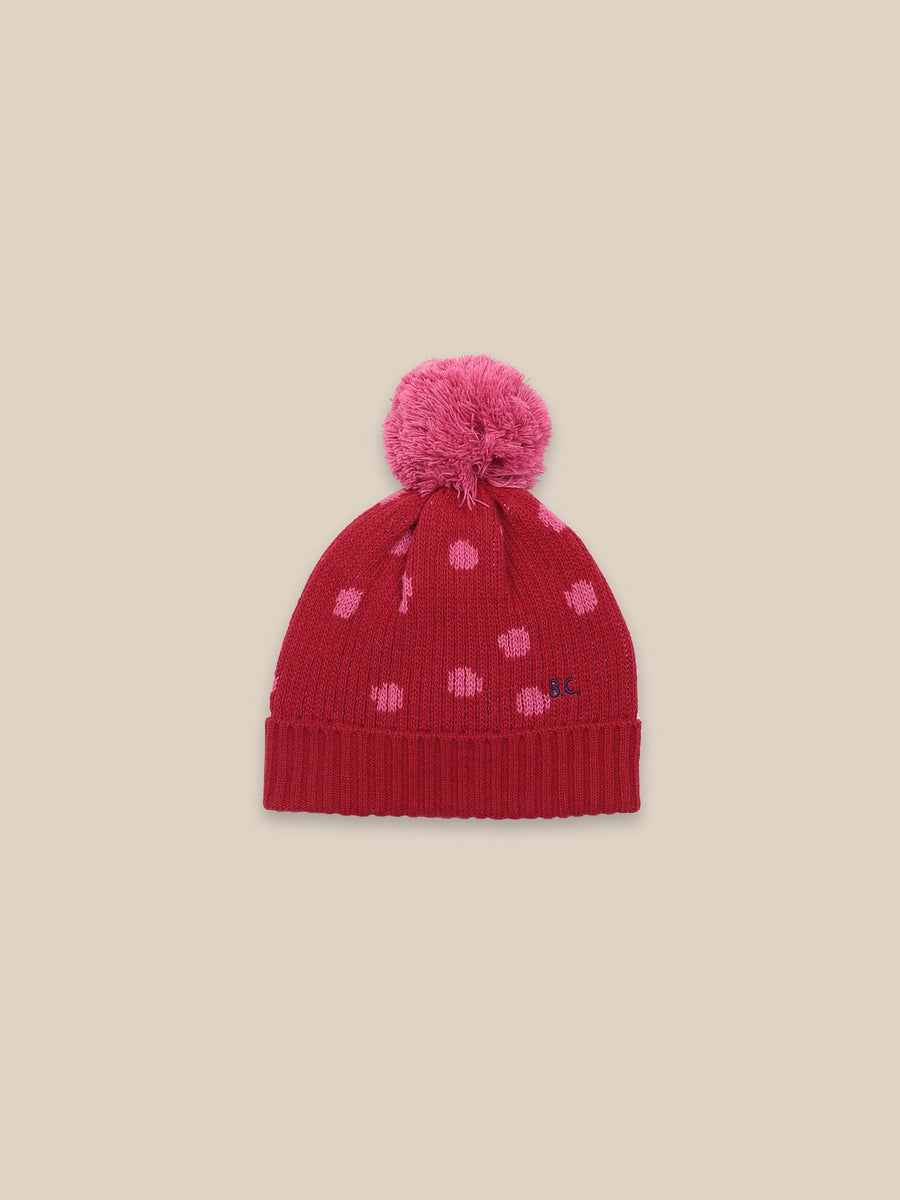 BOBO CHOSES Umbrella Pompon Beanie