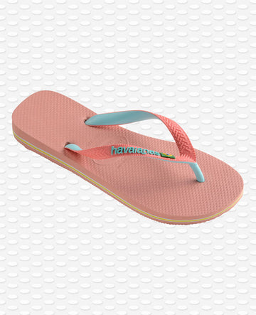 HAVAIANAS Slippers brasil mix nude