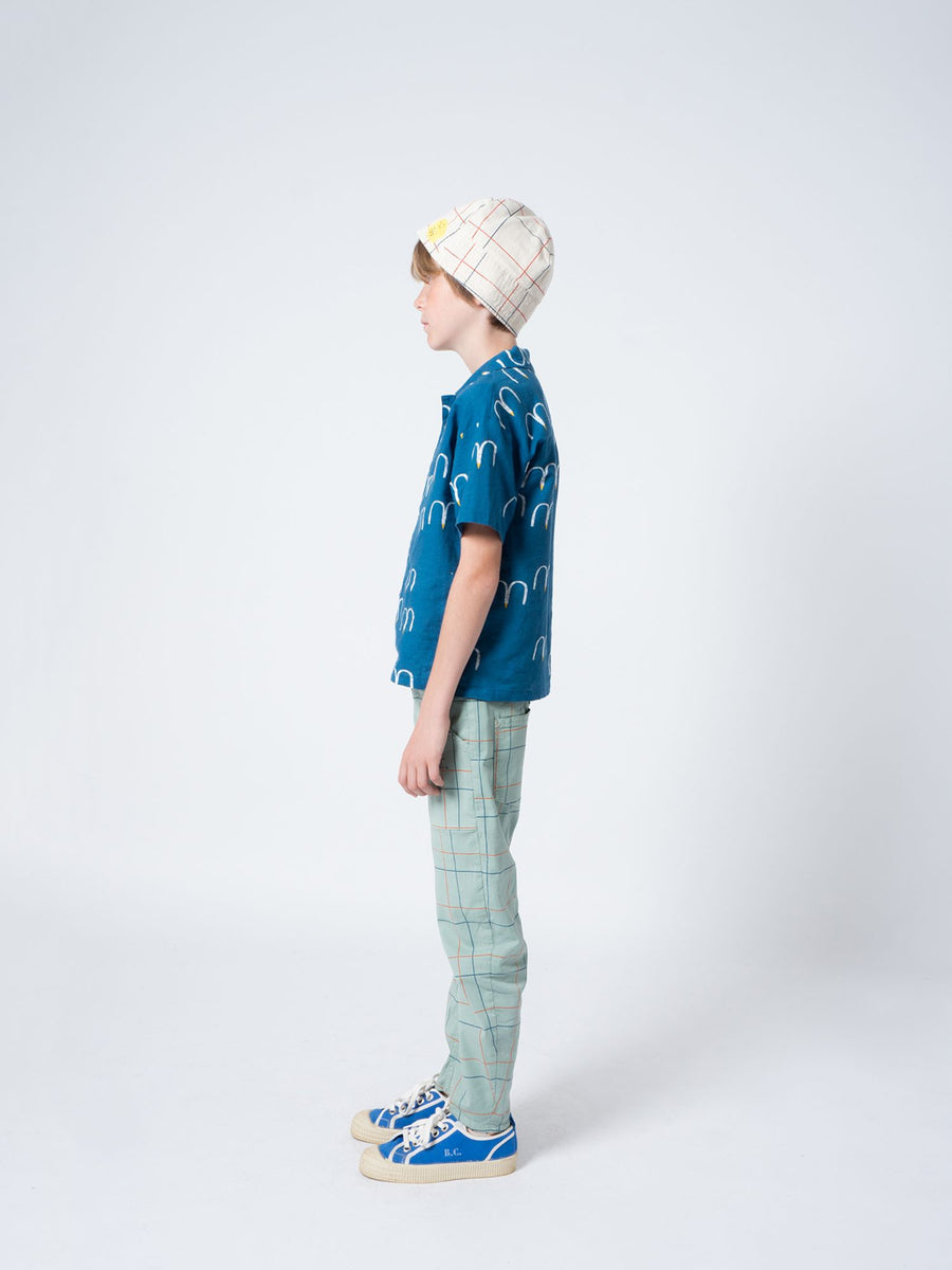 Bobo choses Birds Hawaiana Shirt
